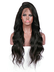 Premier®Body Wave Lace Front Human Hair Wigs-Glueless 130% Density 100% Unprocessed Brazilian Virgin Remy Full Lace Wigs with Baby Hair For Woman