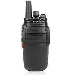 Tyt tc-8000 10w rádio de presunto de dois canais uhf 400-520mhz 16ch scrambler tot vox transceptor