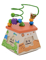 Конструкторы Игры с последовательностью Для получения подарка Конструкторы Дерево 2-4 года 5-7 лет Игрушки