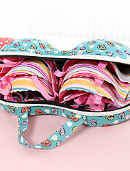 EVA Bra Bag Bra Storage Box Underwear Storage for Women Colorful Undewear Protect Case Travel Storage Bags