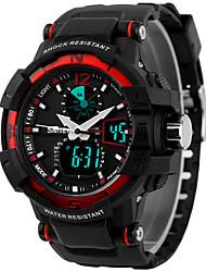 Smart Uhr Wasserdicht Long Standby Sport Multifunktion Stoppuhr Wecker Chronograph Kalender Duale Zeitzonen Other Keine SIM-Kartenslot