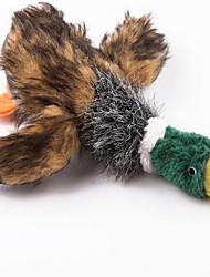 Игрушка для котов Игрушка для собак Игрушки для животных Плюшевые игрушки Милый стиль Портативные Складной Регулируется Эластичный Ткань