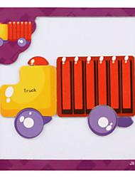 Quebra-cabeças Quebra-Cabeça Blocos de construção Brinquedos Faça Você Mesmo
