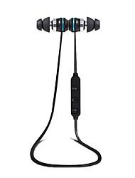 Bt-kdk03 meilleurs écouteurs magnétiques écouteurs anti-bruit avec écouteurs micro-bluetooth écouteurs stéréo stéréo sans fil