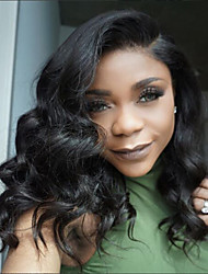 New Style Brazilian Virgin Hair Glueless Lace Wigs Natural Wave Lace Front Human Hair Wigs Virgin Hair Wig Baby Hair