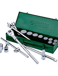 Sata 15 19mm Serie 12 Winkel Sockel Sets / 1 Sets