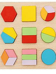 Образовательные игры с карточками Игры с последовательностью Для получения подарка Конструкторы Квадратный 1-3 лет Игрушки