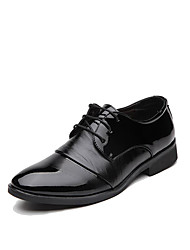 Men's Oxfords Formal Shoes Fashion Boots Microfibre Spring Summer Fall Winter Wedding Office & Career Party & Evening WalkingFormal Shoes