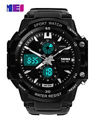 SKMEI Fashion 50M Waterproof Digital Wristwatch Shock Resistant LED Auto Date Male Watch Clock Relogio Masculino Sports Watches