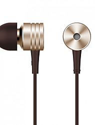 Xiaomi Piston Classic In-ear Earphone iF Award Winning Design compatible with Apple Android