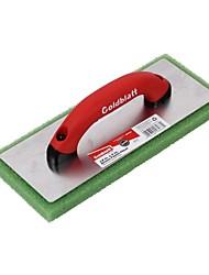 Goldblatt 12 x5 plaque en caoutchouc vert avec couteau à boue / 1