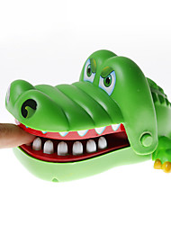 Acessório para Casa de Boneca Crocodilo Plásticos 3-6 anos de idade