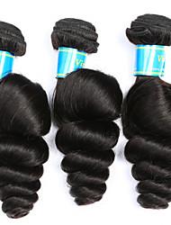 Vinsteen Brazilian Loose Wave 3 Bundles 300g Cheap Human Hair Extensions Natural Human Hair Weave Dyeable Human Hair Weft