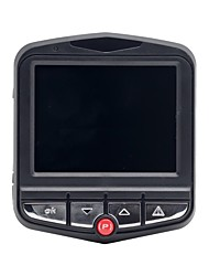 Alcor Full HD 1920 x 1080 DVR para Carro 2.4 Polegadas Tela 0330 Câmera Automotiva