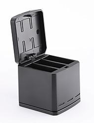 Caméra d'action / Caméra sport Chargeur Avec couvercle Multifonction Ecologique Haute qualité Recharge rapide Pour Gopro 5Camping /