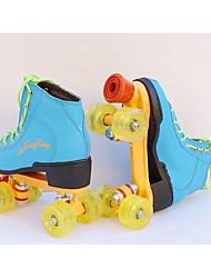 Double rangée patin à roulettes rindouble rangée patin à roulettes patinoire playk play