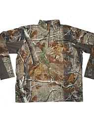 Long Sleeve Tops Wearproof Breathability Hunting