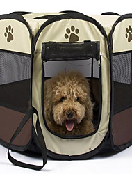 Dog Car Seat Cover Pet Covers Solid Waterproof Portable Double-Sided Breathable Foldable Massage Soft Tent Adjustable Ruby Coffee Yellow
