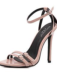 Femme Sandales club de Chaussures Confort Nouveauté Semelles Légères Similicuir Eté Automne Mariage Soirée & Evénement Habillé Décontracté