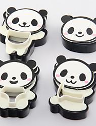 4 предмета выпечке Mold Буквы Для Cookie конфеты Для получения льда Пластик 3D Высокое качество Инструмент выпечки