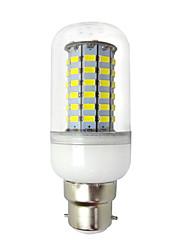 4.5W E14 B22 LED лампы типа Корн 69 SMD 5730 420 lm Тёплый белый Холодный белый V 1 шт.