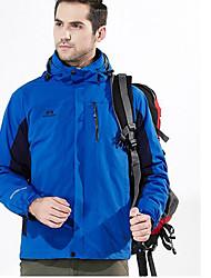 Per uomo Per donna Giacche 3-in-1 Antivento per Campeggio e hiking Autunno Inverno M L XL XXL XXXL