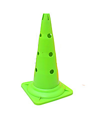 Soccer Training Cone 1 PCS Lightweight Materials Durable Plastic