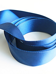 Navy Blue 5/8 x 100Y Polyester Ribbon Beter Gifts® Packaging Material Collection