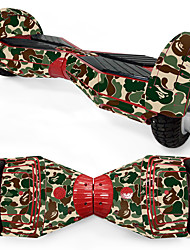 PVC Skin for Self-Balancing Electric Scooter Waterproof Green Sky Blue Blue/White Red/White Red