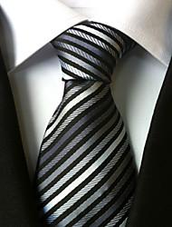 Tous Cravate Cravate,Rayures Toutes les Saisons