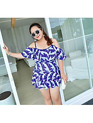 Women's One-piece Cotton Pattern