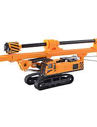 Carrinhos de Fricção Brinquedos Criativos & Pegadinhas Maquina de Escavar Metal