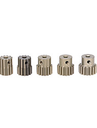 GoolRC 32DP 3.175mm 12T 13T 14T 15T 16T Pinion Motor Gear Set for 1/10 RC Car Brushed Brushless Motor