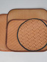 Chien Couchages Animaux de Compagnie Tapis & Planches Couleur Pleine Tartan Portable Durable Kaki