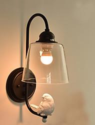 AC 110-130 AC 220-240 40 E26 E27 Moderne/Contemporain Peintures Fonctionnalité for Style mini,Eclairage d'ambiance Chandeliers muraux