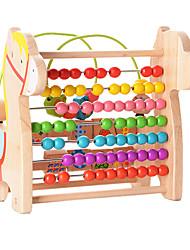 Brinquedo Educativo Brinquedos de Lógica & Quebra-Cabeças Madeira
