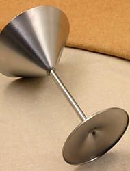 Стаканы, 200 Нержавеющая сталь Светло-коричневый Ради Каждодневные чашки / стаканы