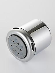 Modern Style Single Chrome Feature for  Rain Shower , Shower Head