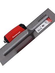 Goldblatt 14 x4 acier au carbone rivetage et polissage du couteau à boue / 1