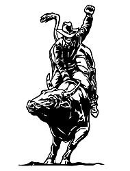 Zvířata Slova a citáty Sporty Samolepky na zeď Samolepky na stěnu Ozdobné samolepky na zeď Svatební samolepky,Vinyl Materiál Home dekorace