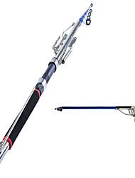 Cana de pesca Tele Poste Aço Inoxidável /Ferro 150  180  210  240  270 MPesca de Mar Pesca Voadora Isco de Arremesso Pesca no Gelo