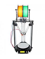 delta geeetech rostock mini-G2S pro kit diy avec buse auto-nivellement 0.4mm / 1.75mm filament