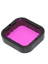 Filtro de buceo Regulable Armazón Impermeable por Gopro 5 Buceo Buceo/Navegación