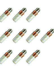 12W LED a pannocchia T 84 SMD 2835 980 lm Bianco caldo Bianco V 10 pezzi