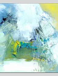Peint à la main Abstrait Un Panneau ToileDécoration d'intérieur