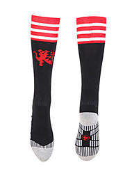 Fashion Sport Socks / Athletic Socks Kid's Socks Spring Summer Fall/Autumn Winter Breathable Wearable Comfortable Cotton Football/Soccer