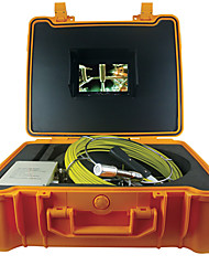 50M Snake Cable Under Water Sewer Drain Pipe Wall Inspection Endoscope Camera  Pipe & Wall Inspection System  with DVR