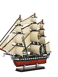 Jigsaw Puzzles 3D Puzzles Building Blocks DIY Toys Ship Paper Leisure Hobby
