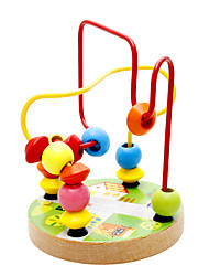 Blocos de Construir Ábaco Brinquedos de Lógica & Quebra-Cabeças para presente Blocos de Construir 2 a 4 Anos Brinquedos