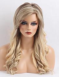 Ondes courantes répandues ombre perruque pour femme pour femme